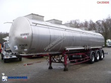 semi reboque BSLT Chemical tank inox 33 M3 / 1 comp