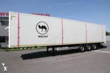 Wielton NS-3 WALKING FLOOR 90 m3 semi-trailer