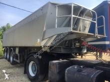 Samro construction dump semi-trailer