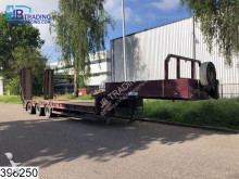 Verem Lowbed 59500 KG, Steel suspension, SEV Winch, Lowbed