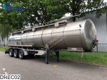 Panissars Chemie 30420 Liter, 4 Compartments, Isolated Tank, Steel suspension semi-trailer