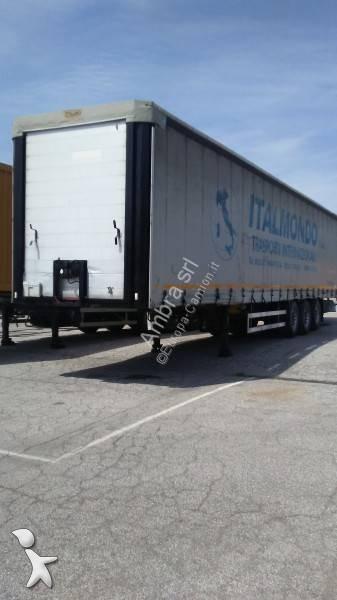 Zorzi buca coil semi-trailer