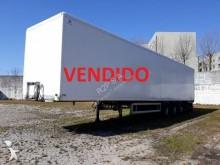 Lecitrailer insulated semi-trailer