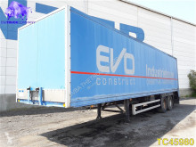 KWB Closed Box semi-trailer