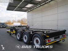 Kögel Port-MAXX 40 Simplex SWCT 3 Achsen Ausziehbar S24-2 semi-trailer