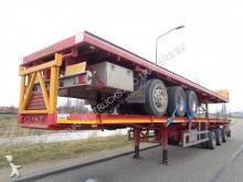 Bertoja Extendable PLatform / 3x Steering Alxe / ROR Axles semi-trailer