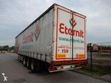 Renders schuifzeil semi-trailer