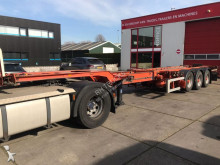 Renders container semi-trailer