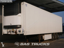 Krone Carrier Doppelstock Liftachse Palettenkasten SD German Trailer semi-trailer