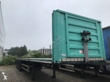 General Trailers Semi remorque plateau BN 445 NA semi-trailer
