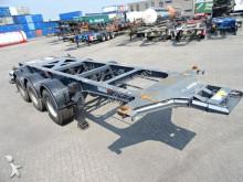 Burg TOP, ADR, Leergewicht: 3.490kg, galvanisiert, 20FT, BPW+Scheibe semi-trailer