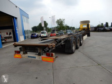 trailer Krone SD 27 Chassis, BPW Drum