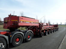 Goldhofer THP-LTSO 8 axle Modularset with hydraulic Vesselbed