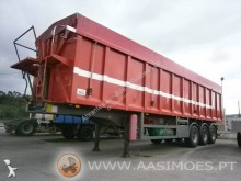 OMT cereal tipper semi-trailer