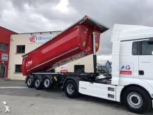 trailer bouwkipper Fliegl