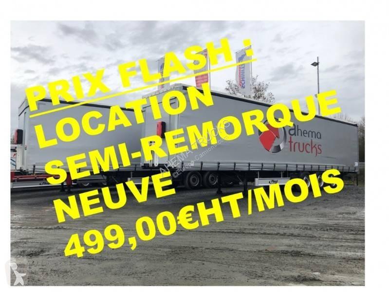 Semiremorca Fliegl PLSC SDS 380 ROADRUNNER