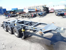 Burg TOP, ADR, empty weight: 3.380kg, galvanised, 20FT, BPW+disc semi-trailer