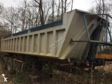 Trailor Benne alu pour l'export semi-trailer