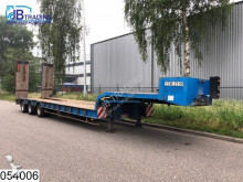 ACTM Lowbed 45800 KG, Steel suspension, Winch, Lowbed