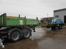 Van Hool EXTENDABLE Trailer / LANGMATERIALTransporter semi-trailer