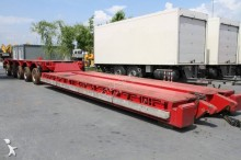 Trayl-ona heavy equipment transport semi-trailer