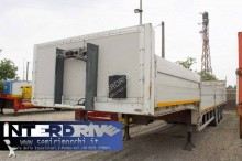 Zorzi heavy equipment transport semi-trailer