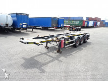 Burg ADR (EXII, EXIII, FL, OX, AT), empty weight: 3.800kg, 20FT/30FT, ALCOA, NL-trailer + APK semi-trailer