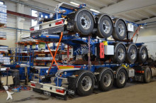 semiremorca transport containere Van Hool
