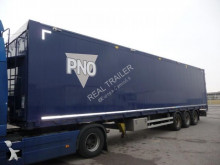 Kraker trailers PIANO MOBILE semi-trailer