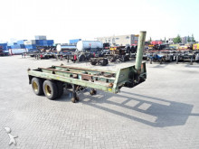 semi remorque nc 20FT TIPPING CHASSIS, springsuspension