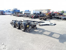 Burg ADR, empty weight: 3.380kg, BPW, disc semi-trailer