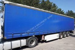 semi remorque Trailor SMB - DISC BRAKES - AIR SUSP. - ANTI THEFT CURTAINSIDES - CLEAN SHAPE