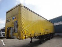 Schmitz Cargobull SO1 (SIDE BORDES / DRUM BRAKES / BIG SAF AXLES / SLIDING ROOF) semi-trailer