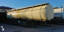 Panissars chemical tanker semi-trailer