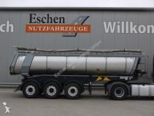 Schwarzmüller SK, 26 m³ Iso/Thermomulde, Luft/Lift, BPW, Alcoa semi-trailer