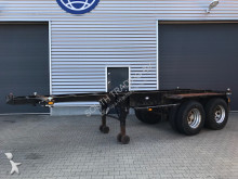 trailer Netam 20FT Steel suspension