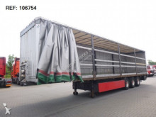 Krone SD 04 DA 3-AXLE BPW NL REGISTRATION semi-trailer