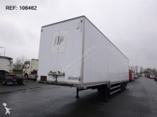 Talson CLOSED BOX TRAILER semi-trailer