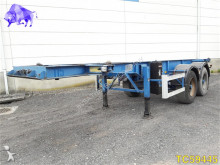 semirimorchio Desot Container chassis 20' Container Transport