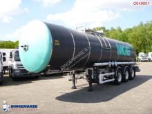 Magyar tanker semi-trailer