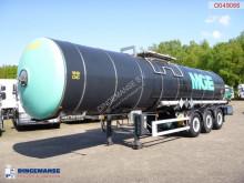 naczepa Magyar Bitumen tank inox 30.5 m3 / 1 comp + ADR