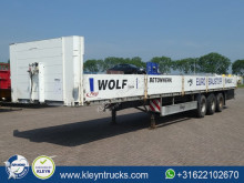 Fliegl SDS 350 BAUSTOFF DISC LIFTAXLE semi-trailer