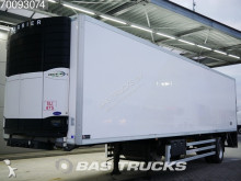 Renders mono temperature refrigerated semi-trailer