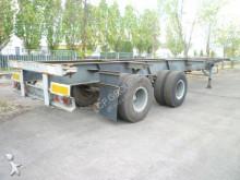 semiremorca transport containere Van Hool