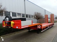 Kässbohrer heavy equipment transport semi-trailer