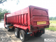 Fruehauf Kipper / Benne Steel suspension - 8 tires - 2 units semi-trailer