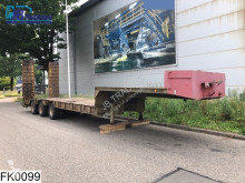 Kaiser Lowbed 53000 KG, Steel suspension, Lowbed