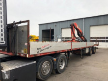 Pacton 2AS MET PK 17000 MET RADIO CONTROLE semi-trailer