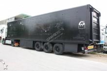 semiremorca furgonetă transport cai Foztreilas