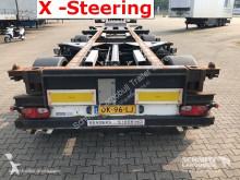 Renders Containerfahrgestell gekröpft